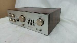 Luxman L81 integrated amp with internal  phonostage