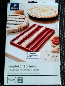 TCM Teigdekor-Formen Neu🌞