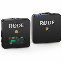 Rode WIGO Wireless GO drahtloses Mikrofon-Funksystem