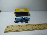 VINTAGE MODELS OF YESTERYEAR SUPERCHARGED BUGATTI TYPE 35 Y-6