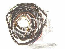 Kabelbaum EMW R35 ohne Bremslicht + farbiger Schaltplan