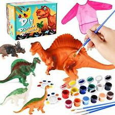 Easter Presents for Children, Craft Kits for Kids, Dinosaur Toys Painting