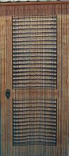 "Bamboo Curtain Bamboo Curtain Flytrap ""Porch Door"" approx 115x220cm (WxH)"