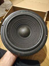 2x Vifa m21 WG 09 8 ohm new foam from jpw ap3. Snell audio note k heybrook hb1
