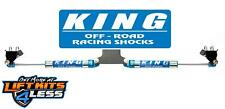 KING Shocks Dual Steering Stabilizer for 2005-2020 Ford F-250/F350 Super Duty