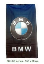 FREE SHIP TO USA BMW FLAG blue to black  BANNER VERTICAL POWER 3x5 FEET M5 M6 M3