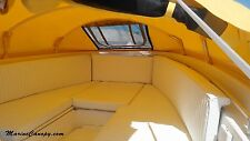 Marine PREFAB Instant cabin center console boat bow shade canopy Bimini top LG