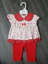 baby girls outfit 3-6 months new