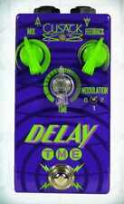 Cusack Delay TME (Time Modulation Emulator) Guitar FX/Effects Pedal