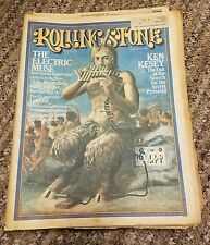 Rolling Stones February 13, 1975  No. 180. The Electric Muse – Instruments For E
