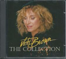 VICKI BROWN - The Collection CD Album 18TR (RCA) HOLLAND 1993 (TOM PARKER)