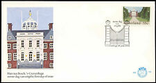 Netherlands 1981 Huis Ten Bosch Royal Palace FDC First Day Cover #C27738