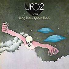 UFO - Flying - One Hour Space Rock (NEW CD)