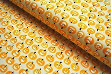 RILEY BLAKE Tela de diseño 0,5m M EE.UU. Calabaza Halloween Calabazas