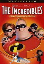 The Incredibles - Disney / Pixar (2 DVD Set, Widescreen)