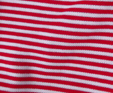 Less than 1 Metre Striped Craft Fabric Remnants