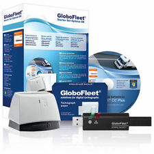 GloboFleet Starter Set Optimal DK Fahrerkarte Tachograph auswerten archivieren