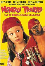 Monkey Trouble [DVD Movie, Region 1, English, Family Children Adventure] NEW