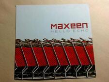 MAXEEN HELLO ECHO SHOPPING CART BOARD CASE AMP PROMO RARE Case Sticker