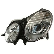 Mercedes W211 E320 E350 Headlight Assembly (Bi-Xenon) Driver Left HELLA (OEM)