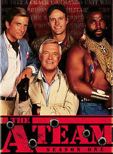 The A-Team - Season One, Good DVD, Dwight Schultz, Mr. T, Dirk Benedict, George