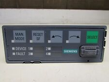 SIEMENS SIRIUS CONTROL PANEL FOR I/O LINK DEVICES 3RA6935-0A NEW NOT IN THE BOX