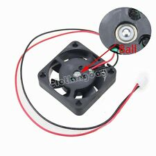 Ball Bearing 12V 0.05A 4cm 40mm 40x40x10mm 4010B 2pin Brushless Cooling Fan New