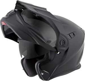 Scorpion EXO-AT950 Modular Adventure Touring Helmet - Matte Black 75-1410