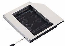 Pour Dell Vostro 1500 1700 2e disque dur ssd disque dur pata ide vers sata adaptateur caddy