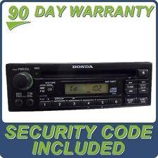HONDA Civic Accord Prelude Odyssey CR-V Radio Stereo Receiver CD Player OEM 1XC4