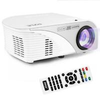 Digital Multimedia Projector, 1080p Support, Up to 120'' Display Screen, HDMI