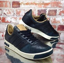 adidas Originals Mens GRAND SLAM Trainers Blue sz 9 Rare Sneakers US 9.5 43 1/3
