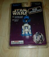 Star Wars 1997 R2-D2 Keychain Clock