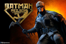 DC Sideshow Collectibles Batman Red Son Premium Format 1:4 Scale Statue
