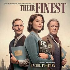 Rachel Portman - Their Finest (Original Soundtrack) [New CD]