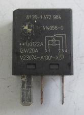Genuine Used MINI Wiper Relay for R50 R52 R53 R55 R56 R57 R58 R59 R60 - 1472984