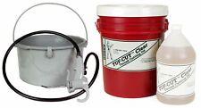 Toledo Pipe 418 Oiler 10883 5 Gallon Tuf Cut Clear Oil Fits Ridgid 300 700 12r