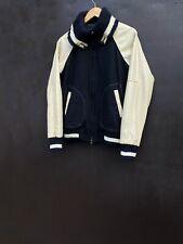 Number nine varsity stadium wool jacket size S/M Japan