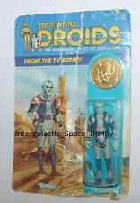 Kenner Star Wars Droids Tig Fromm Action Figure Carded MOC