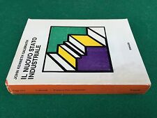 John Kenneth GALBRAITH - IL NUOVO STATO INDUSTRIALE  Einaudi Saggi (1968) Munari