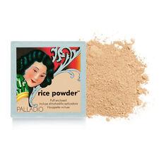 Palladio Rice Powder with Puff 17g Warm Beige RPO8