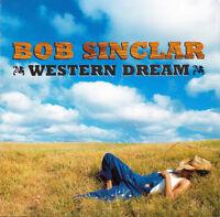 Bob Sinclar CD+DVD Western Dream - UK (M/M)
