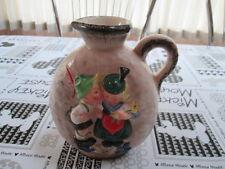 Goebel schöner Krug bzw. Vase 30er Jahre sehr schönes Dekor