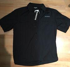 New Shimano Vented Fishing Shirt UPF30+ Size S