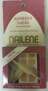 Vintage Press-On Nails! Pack of 20! Unique old hard to find retro items! NICE!