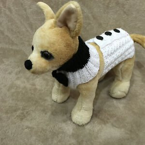 Pet Clothes Apparel Knit Sleeveless Sweater/ Vest for Dog