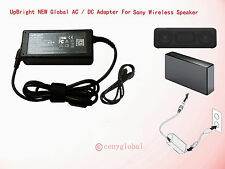 AC Power Adapter For Sony SRS-X55 SRS-XB3 Wireless Speaker AC-E1525 9-885-199-87