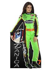 DANICA PATRICK #7 (GoDaddy) NASCAR Life Size Standup/Standee/Cardboard FREE MINI
