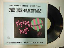 33 RPM Vinyl Owen Roth Fun-damentals BQ-4A76-A 121514KME