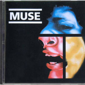 Muse Muse CD Dangerous Records 1998